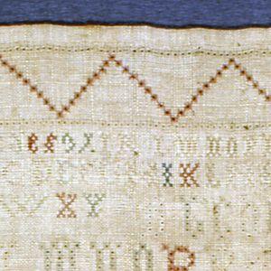 Sampler (Netherlands), 1801–50