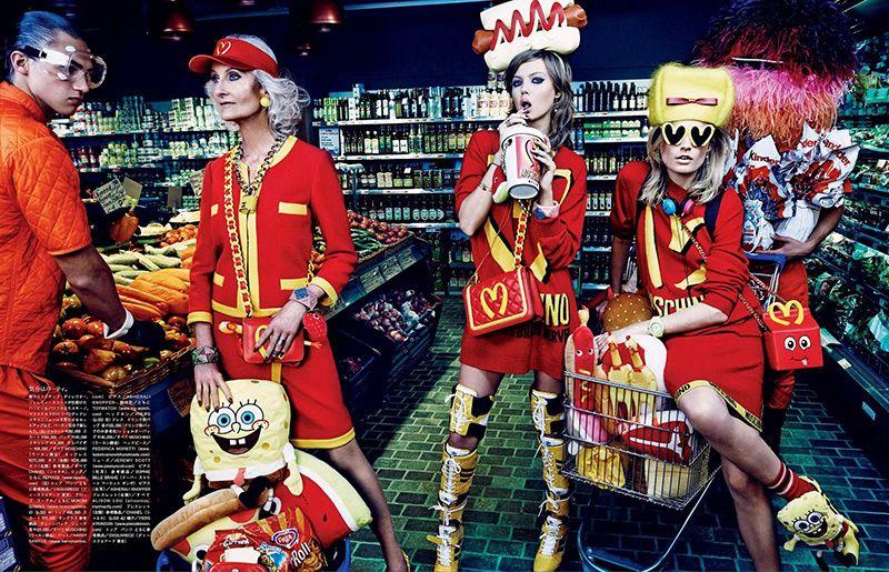 보그재팬 10월호 화보  'My market day' http://blog.naver.com/ouinon61/220145328399