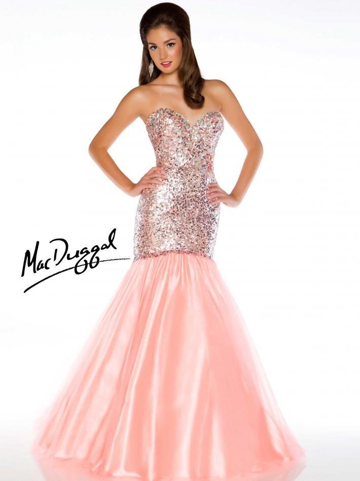 Mac Duggal Ball Gowns | Quinceañera | Pinterest | Vestido largo ...