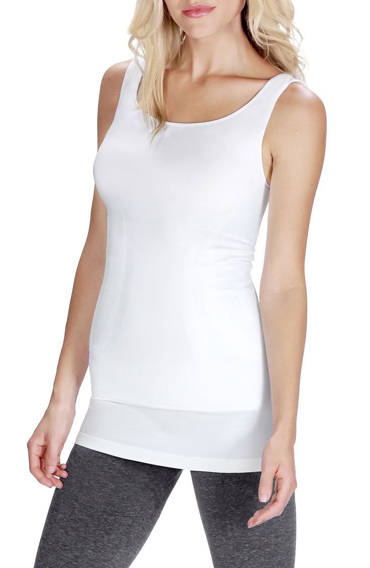 Women's Blanqi Everyday™ Pull-Down Postpartum + Nursing Support Tank Top, ... -