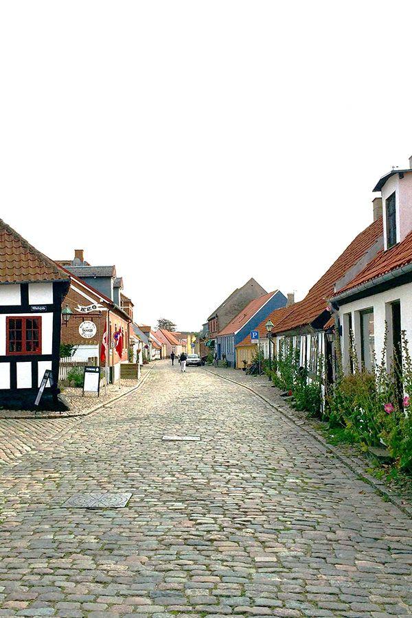 Ebeltoft, Djursland, Mols Bjerge, Dänemark