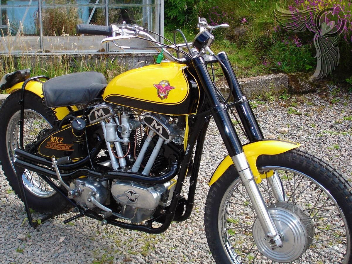 Matchless g 11 csr for sale 1958 on car and classic uk c544589 - Matchless Motorcycles Vintage Bike Of The Day The Matchless Trackmaster Mx2 Bikermetric