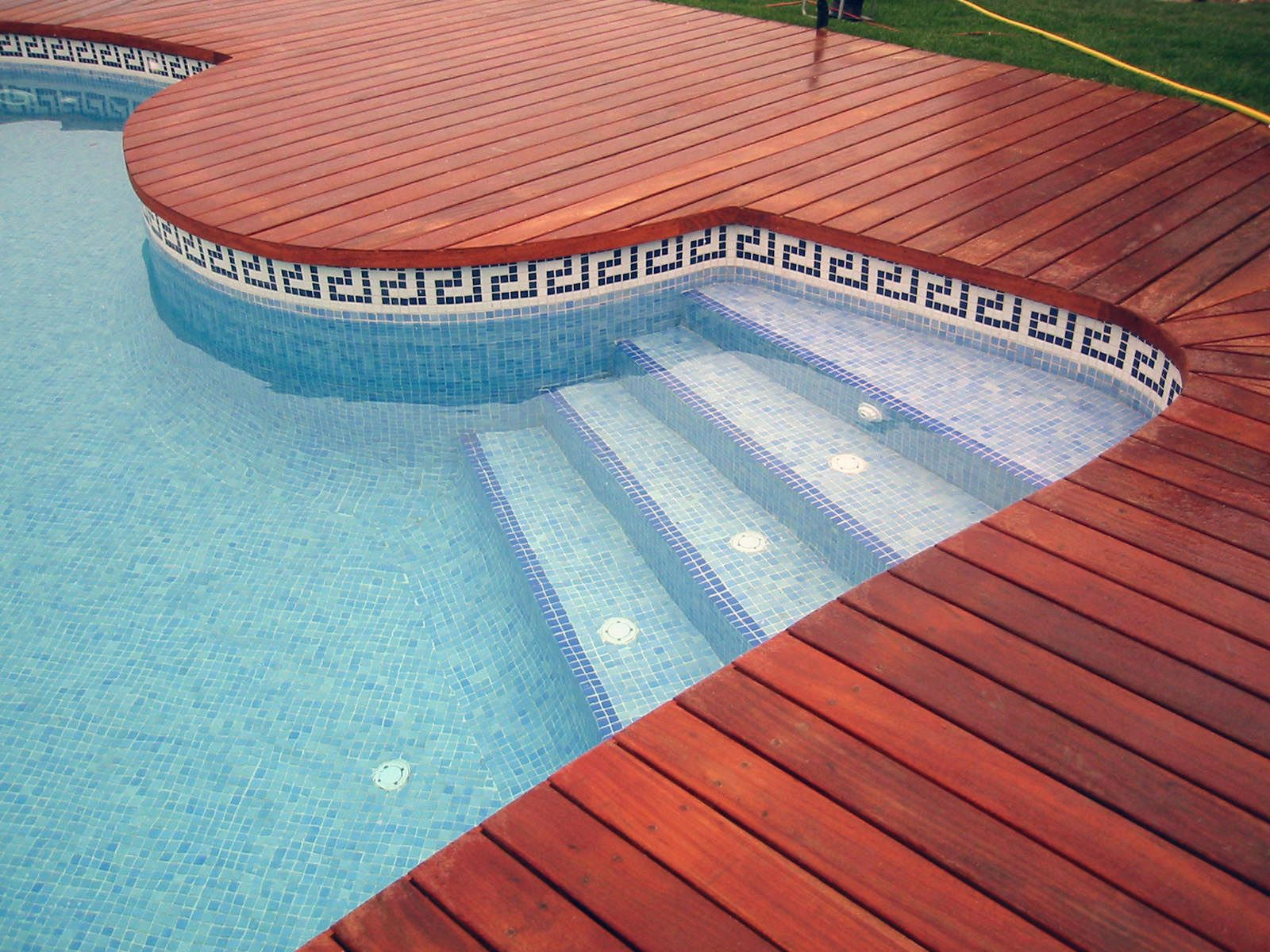 Beau Glass Mosaic Tiles For Swimming Pools