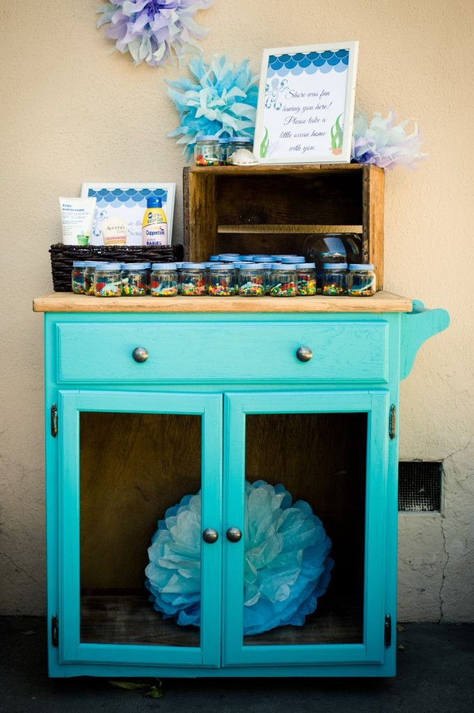 Under the Sea Water Party | Marigold Mom
