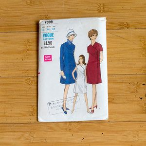 Vogue #7399 1970s