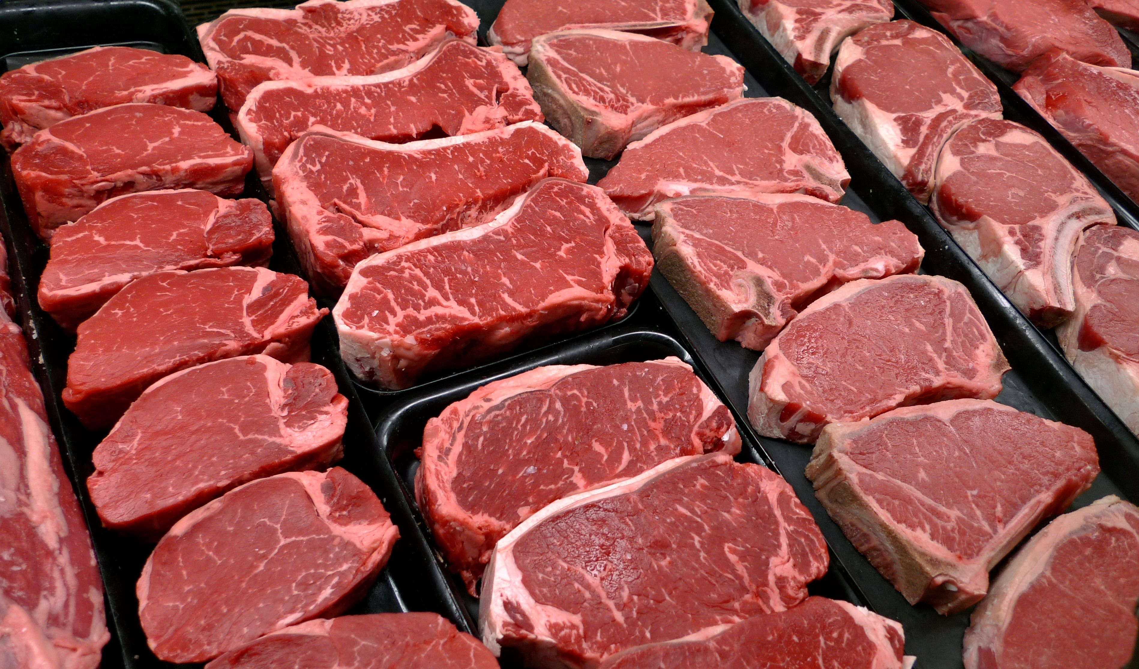Eat Less Meat A Government Panel Says Is Science On Their Side Meat Causes Cancer Beef Stop Eating