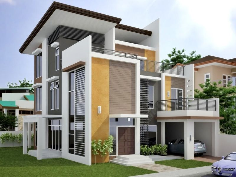 Modern Home Exterior Paint Colors For House Paint Color