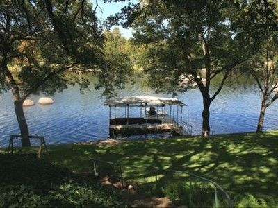 Cool Waters Lake LBJ Cabin Rental