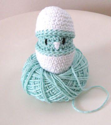Lady Crochet: easter egg | Crochet easter 1 | Pinterest | Labores de ...