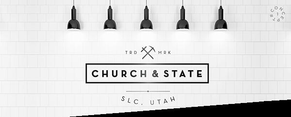 Church & State Brand Identity on Behance