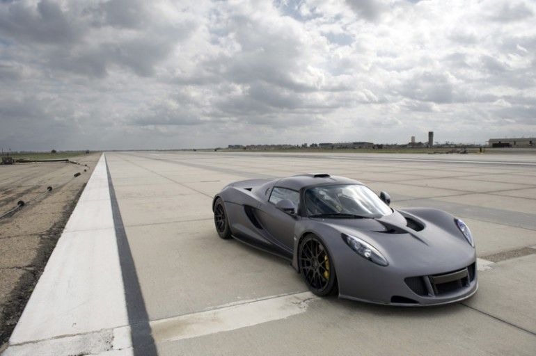 Hennessey Venom Gt Claims Fastest Production Car Run Of 265 7 Mph