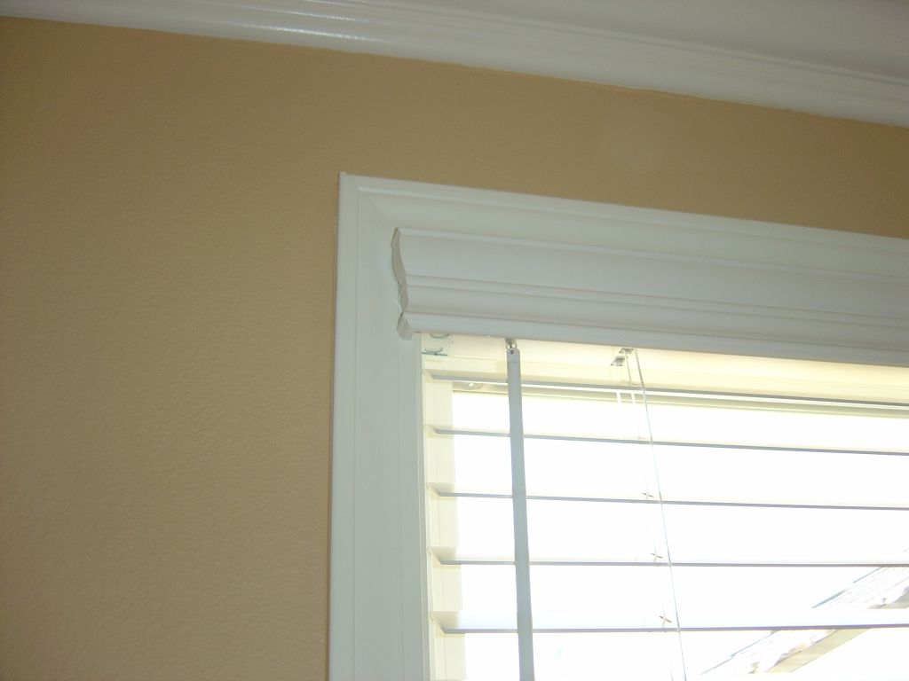 Luxury Wood Window Cornice Designs