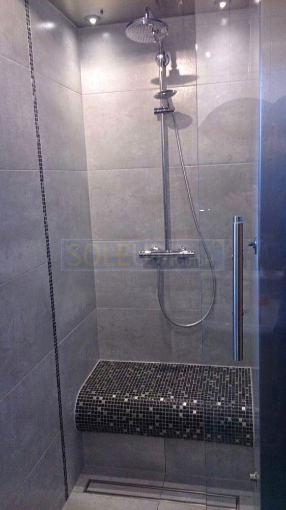 small steam bath ## kleine Dampfdusche | Remake my shower ...
