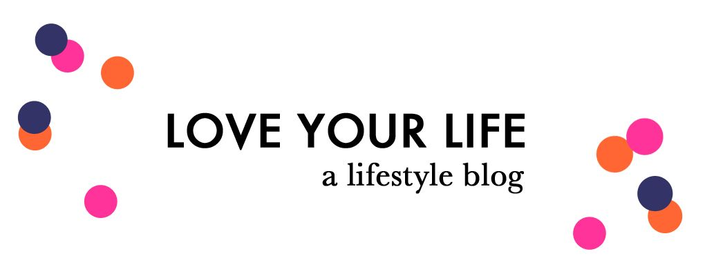 love your life - new banner!
