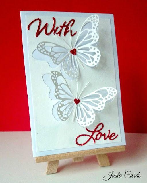 Justa cards handmade greeting cards blog all types of female justa cards handmade greeting cards blog m4hsunfo