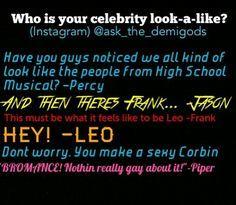 Celebrity look-a-like