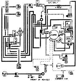 vacuum line diagram for 1984 mustang