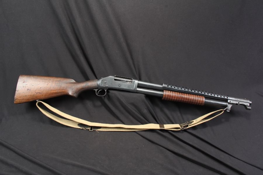 Winchester model 1897 lead pinterest for Short sale leads