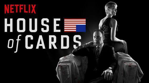 Por fin llega la tercera temporada de House of Cards, no te la pierdas este 27 de febrero.