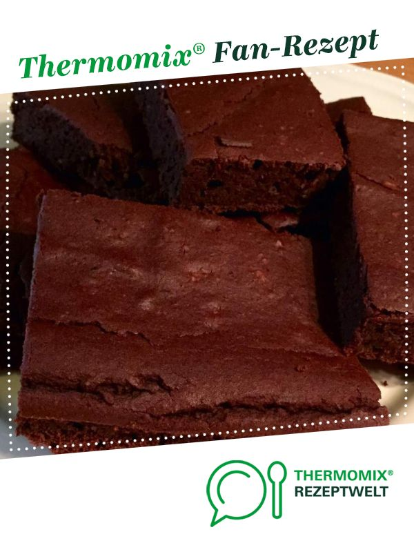Kidneybohnen-Brownies (low carb, glutenfrei)