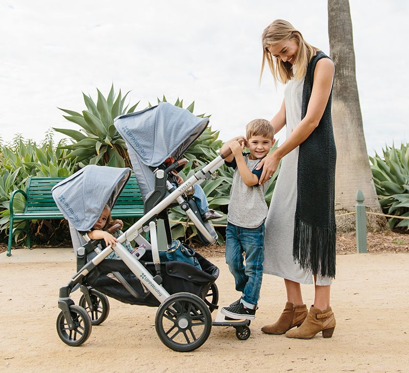 Baby Jogger City Select Lux Vs Uppababy Vista Stroller 2017