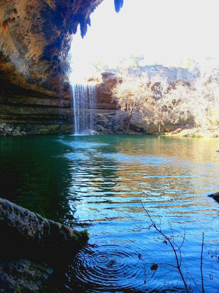 Hamilton pool preserve things to do in texas hill
