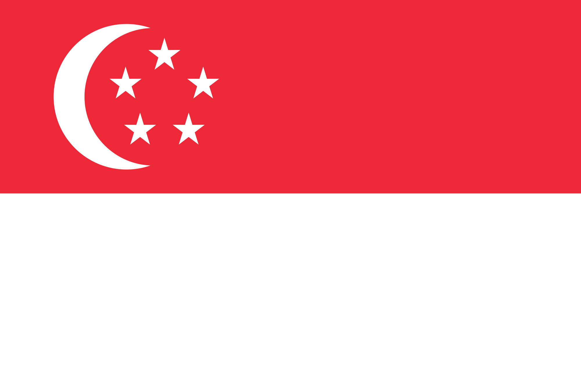Singapore Country Flag Singapore Flag Singapore Country Flag