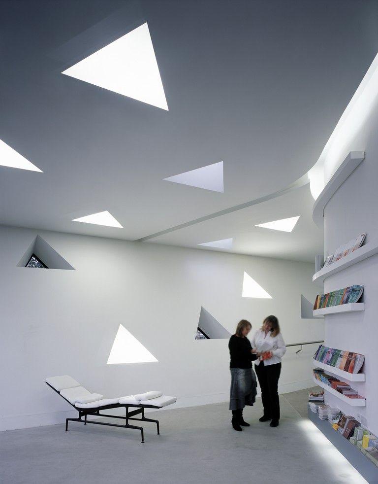 Zaha Hadid Architects Maggie's Center Fife, Victoria