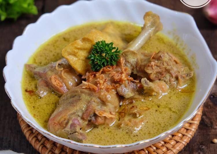Resep Kare Ayam Kampung Oleh Susi Agung Resep Resep Masakan Makanan Dan Minuman Resep