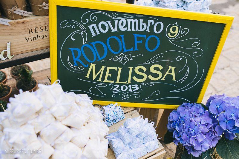 Casamento Melissa & Rodolfo - Fazenda Vila Rica - Papelaria Diego Yamaguchi - Buffet Zest - Decoração Camila K. - - Fotos - Ale Borges - Assessoria Wedding Creative