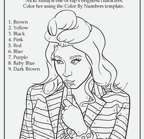 The 13 Strangest Pieces Of Nicki Minaj Merchandise | worksheets ...
