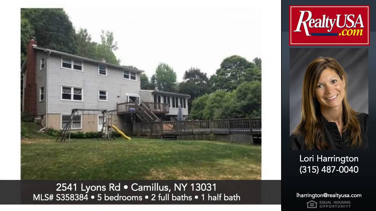Homes For 2541 Lyons Rd Camillus Ny 13031 Realtyusa