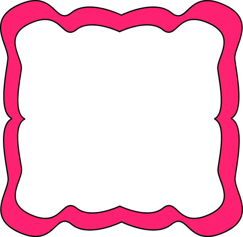 pink frames and borders google search frames pinterest clip rh pinterest ie picture frame clipart clip art picture frames free download