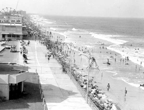Florida Memory   Jax Beach 1972