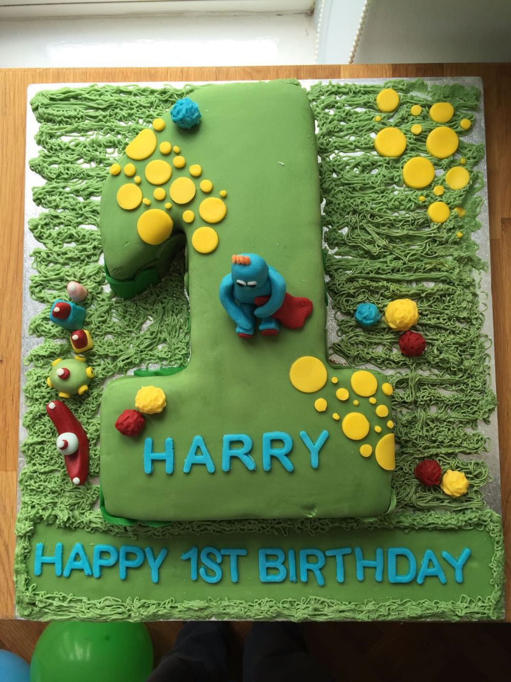 In the night garden 1st birthday cake | Cakes by Me! | Pinterest ...