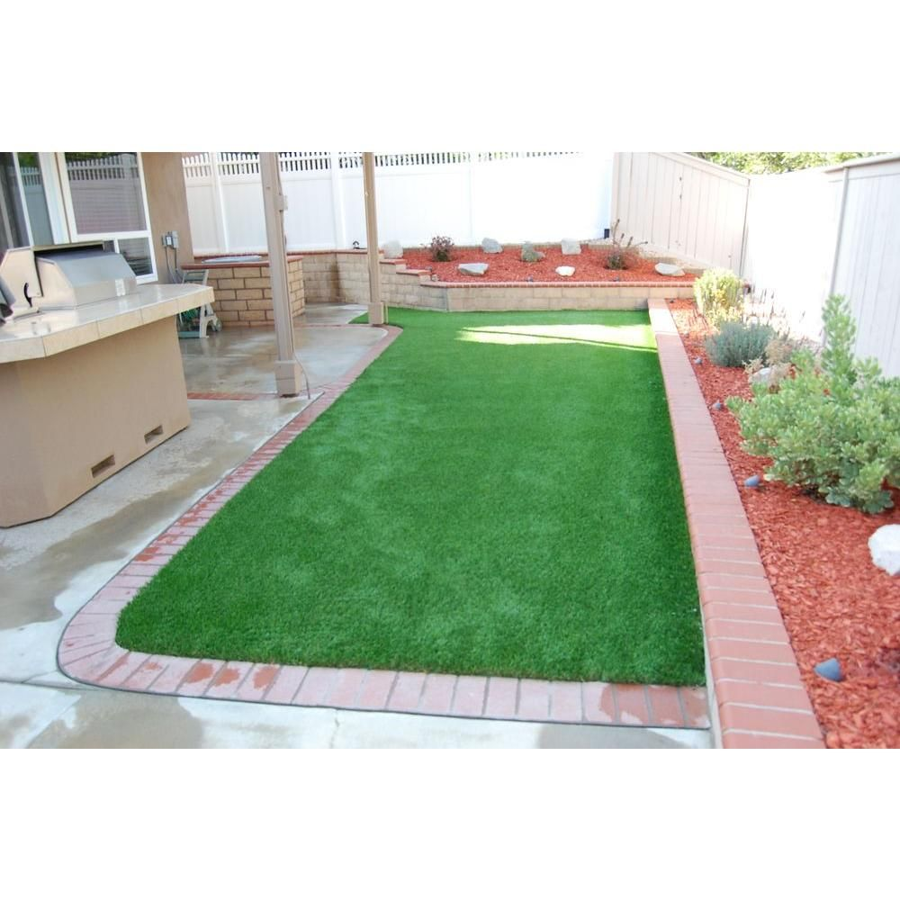 Greenline Classic 54 Fescue Artificial Grass Synthetic Lawn Turf