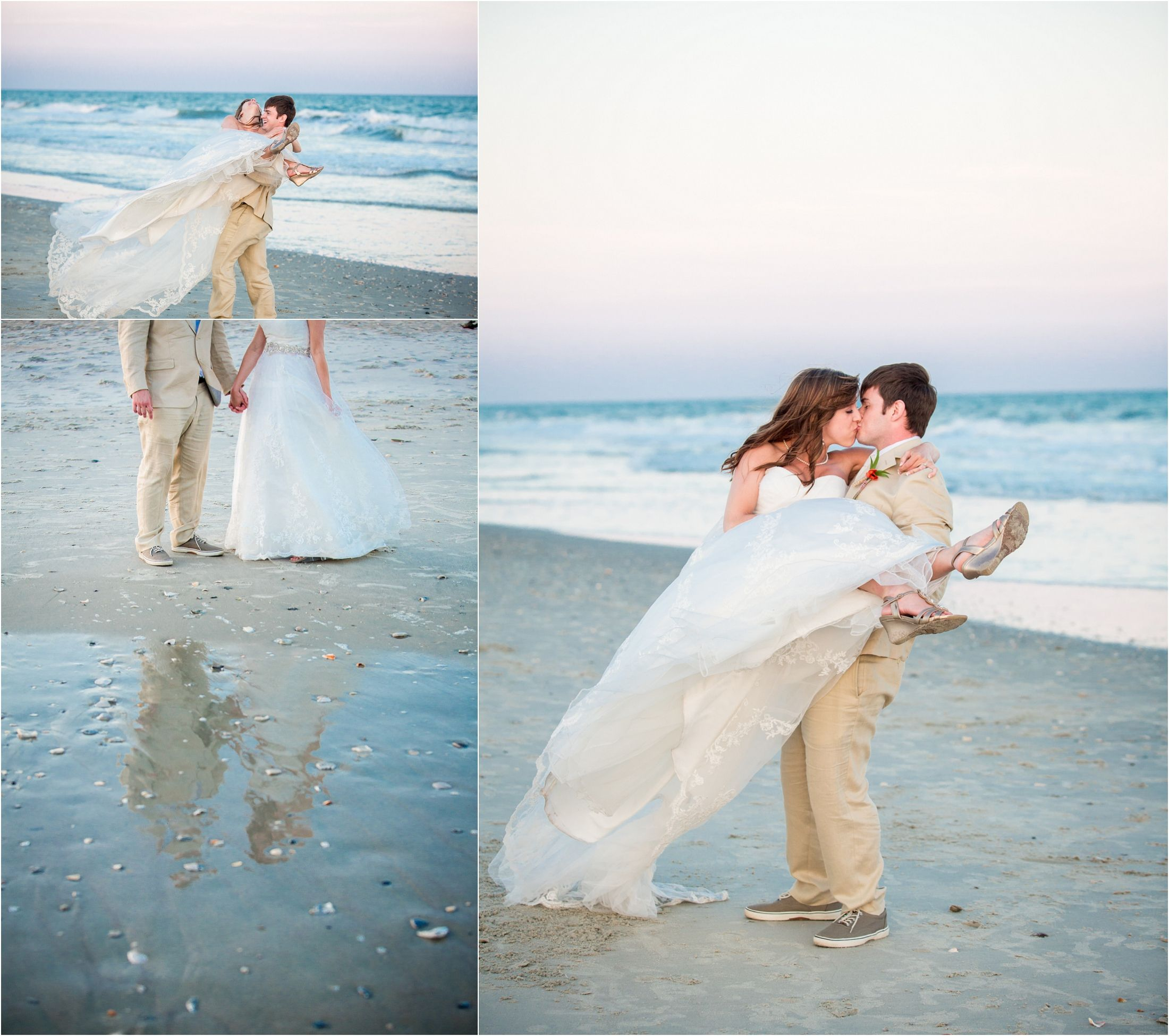beach portraits wedding portraits romantic couple poses