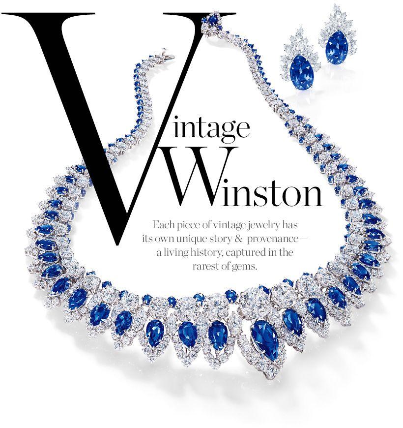 The Best Jewelry Pieces That Women Like Harry winston Google