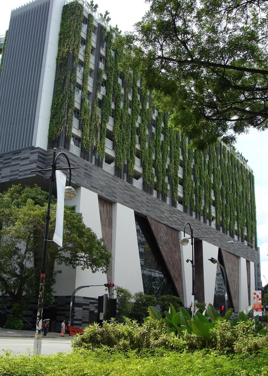 Completed Buildings - Learning: School of the Arts, Singapore by WOHA, Singapore