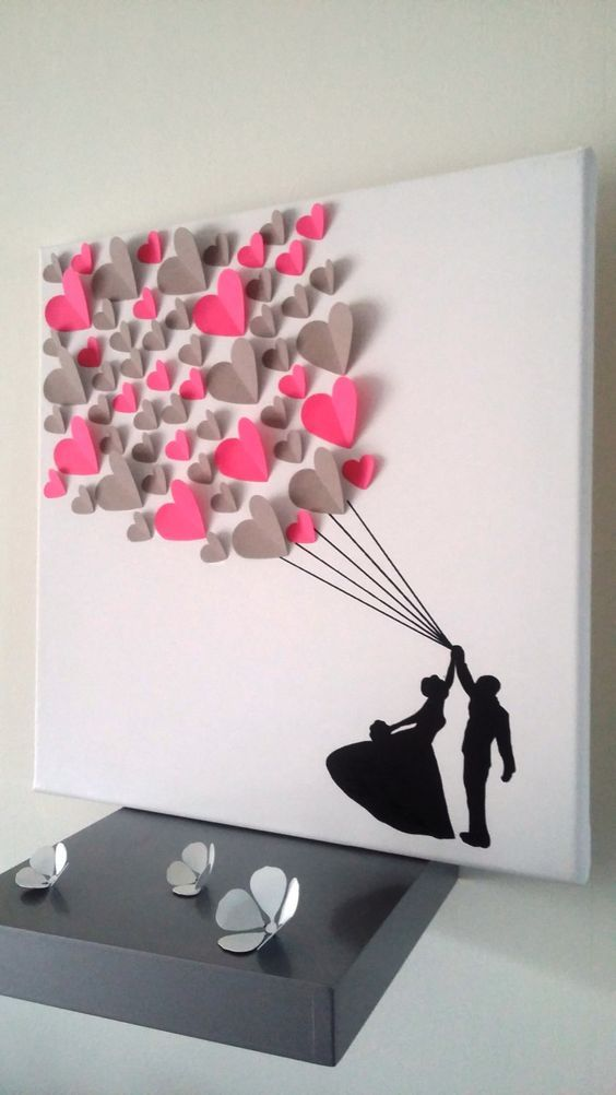 18 Valentine's Day Decorations DIY Romantic Ideas