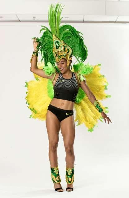 Mujinga Kambundji vor Olympischen Spielen in Rio | Blick