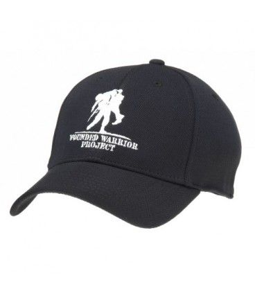 3f9e72da07dde Wounded Warrior Project Under Armour Stretch Fit Cap