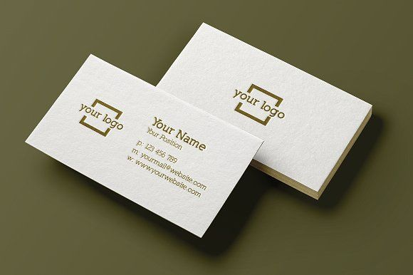 Creative Business Card by vazon on @creativemarket Business - name card