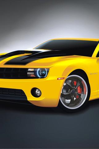 yellow camaro imagens) Camaro, Carros, Papel de
