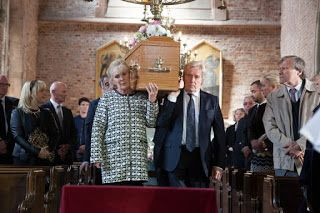 Coronation Street Blog: In pictures: Deirdre Barlow's funeral