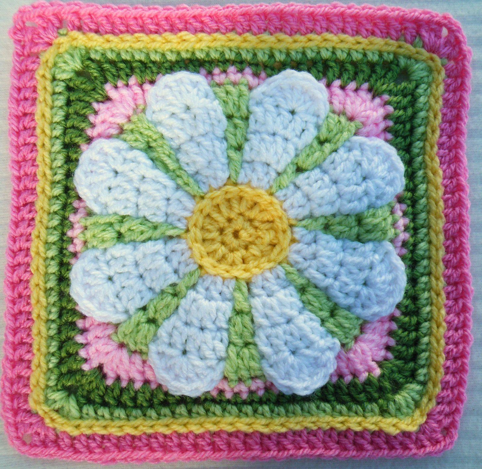 Ravelry maryfairys daisy flower week 23 bawl cal crochet ravelry maryfairys daisy flower week 23 bawl cal izmirmasajfo