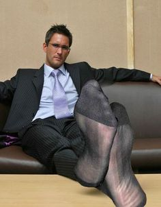Gay men in socks porn