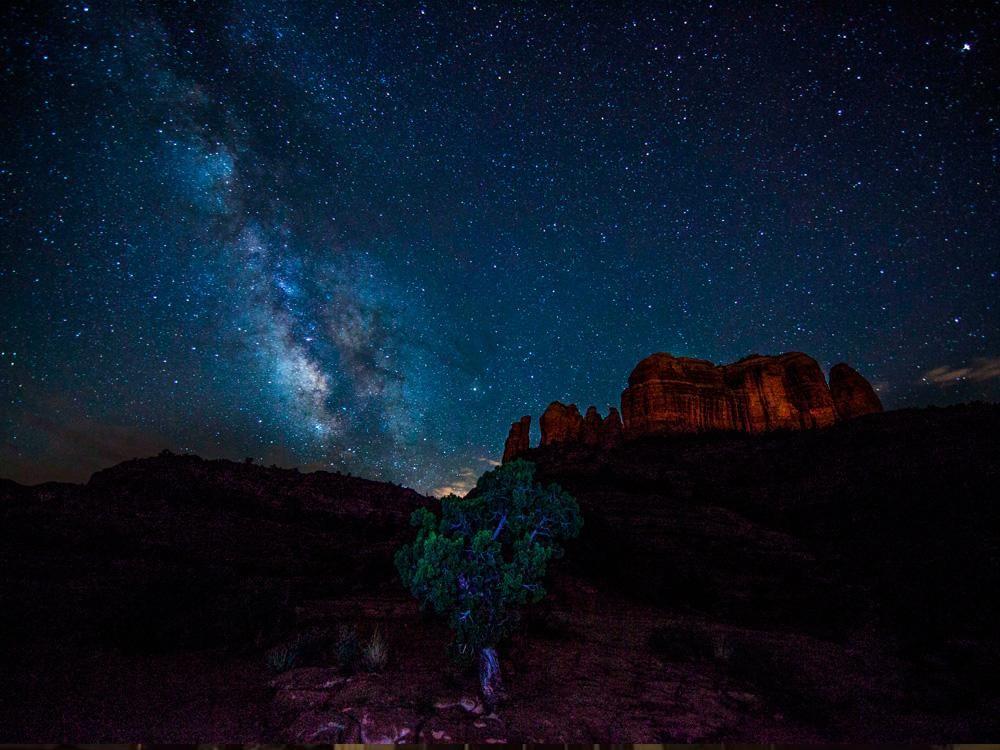Chile, Arizona, Islandia... 10 lugares de turismo astronómico: http://www.muyinteresante.es/ciencia/fotos/10-destinos-perfectos-para-hacer-turismo-astronomico/arizona-estados-unidos…