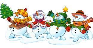 Snowmen Christmas Characters Christmas Art Christmas Clipart Free
