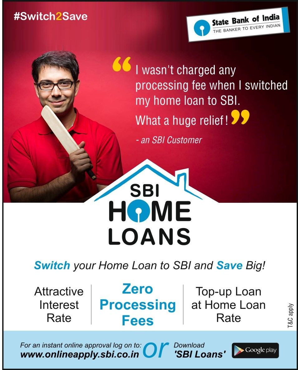 Any Interaction With Sbi Is Always A Relief And My Home Loan Was No Different A Happy Sbi Customer Switch2save Personal Loans Home Loans Bank Of India